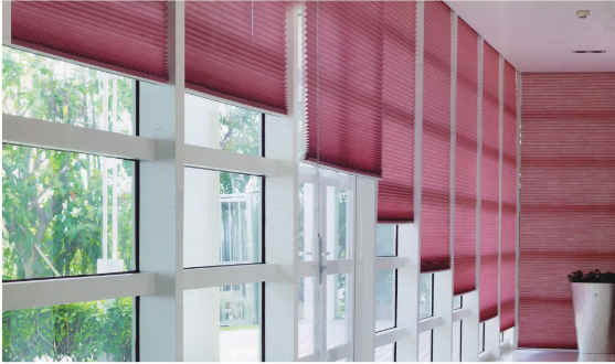 38mm Honeycomb blinds System