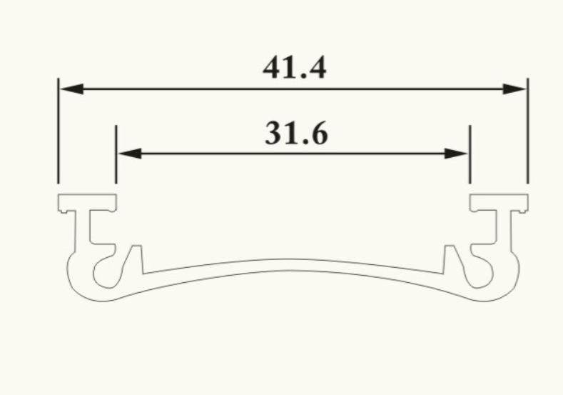 Head rail B type