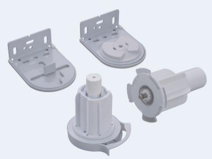 K60-38mm rotating clutch (1:1.65)