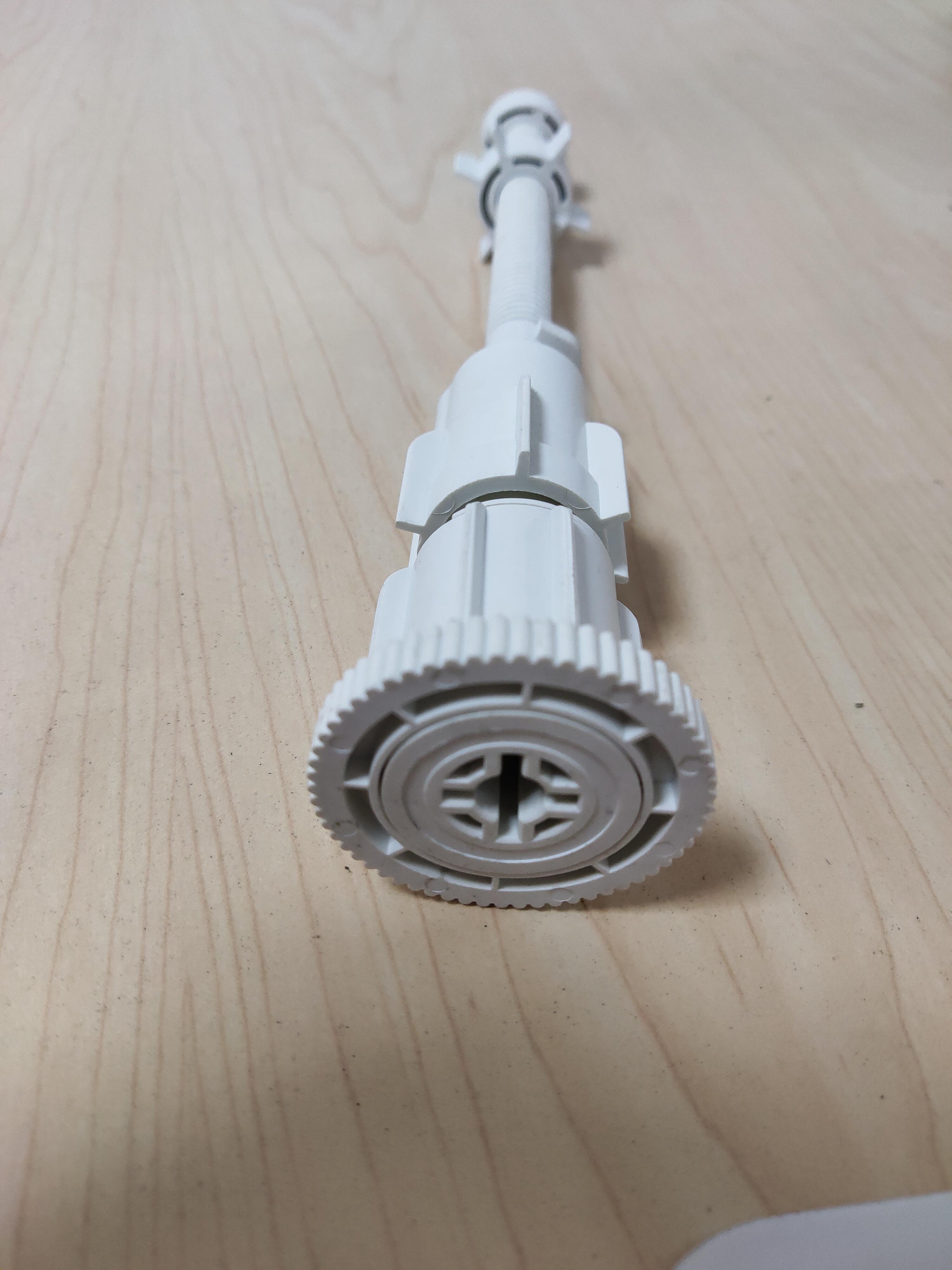 KT38T Cordless spring roller blinds system
