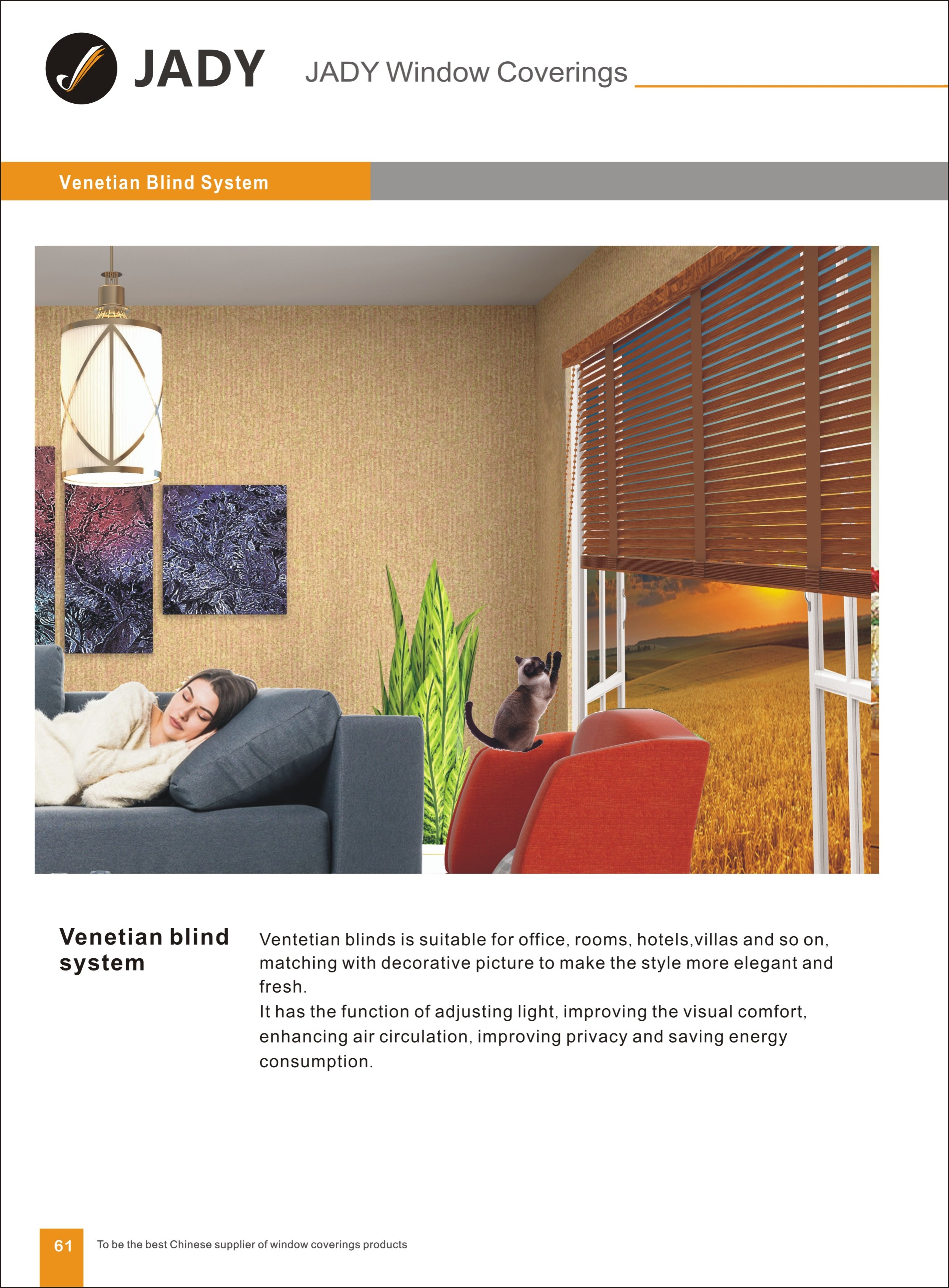 25mm Venetian Blinds